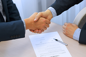 Buy/sell agreements by Business Transactions attorneys, Tuesley Hall Konopa, LLP