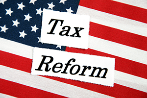 Blog about tax reform & charitable gift planning