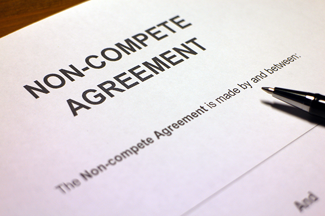 Non-compete Agreements, Part 1 by Eric W. Seigel, Tuesley Hall Konopa, LLP