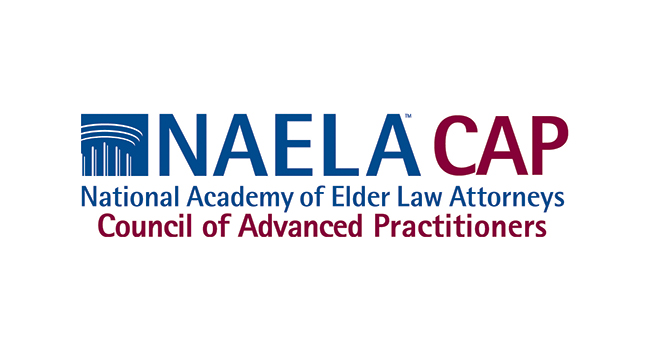 Jennifer L. VanderVeen named to National Academy of Elder Law Attorneys Councel of Advanced Practioners