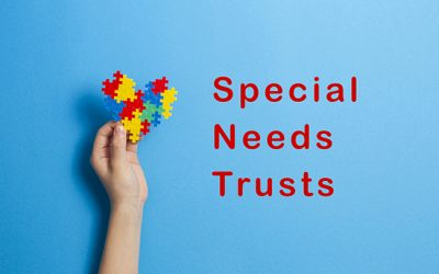 Self-Settled Special Needs Trusts