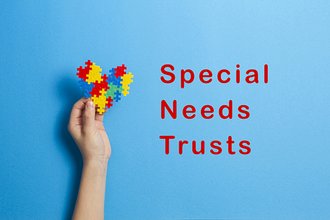 Self-settled Special Needs Trusts by Jennifer L. VanderVeen, CELA