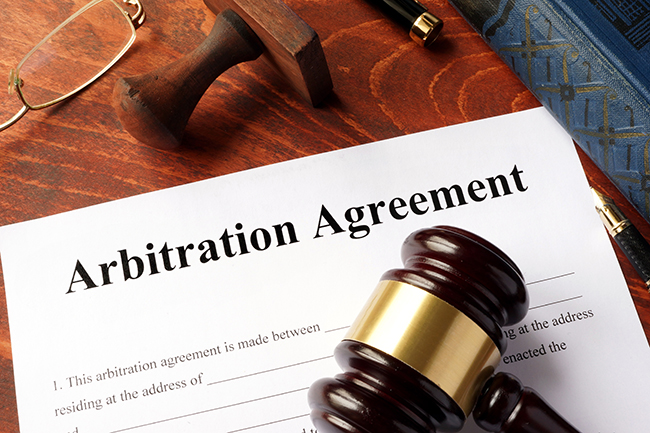 Will Arbitration Sweep the Nation?